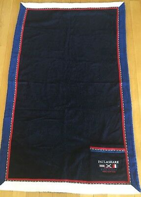 NEW Paul & Shark Yachting Asciugamano Towel  156 x 97 cm