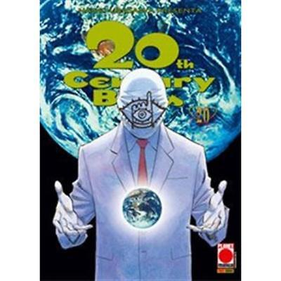 20Th Century Boys 20 - Ristampa - Planet Manga Panini Italiano - Nuovo