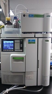 Full Function HPLC Perkin Elmer System with Very Few Runs
