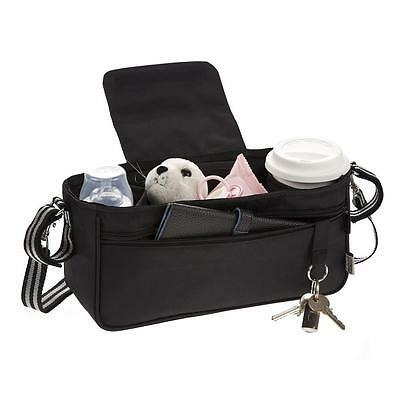 Pram Organiser by Polar Gear Suitable for All Prams and Pushchairs