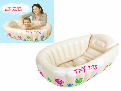 tiny tots inflatable bath / traveling bath