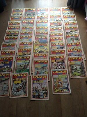 48 Tiger And Speed Comics 1981 Vintage
