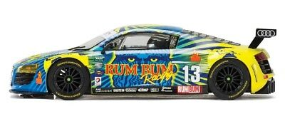 Scalextric Audi R8 LMS #13 Rum Bum Racing HD C-3854