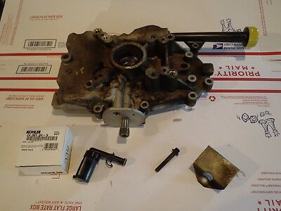 KOHLER CARBURETOR FUEL Shut-Off Solenoid, Anti Backfire
