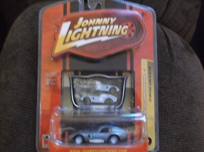 2007 Johnnylightning 1965 Shelby Cobra Daytona 1 64Th Scale Diecast