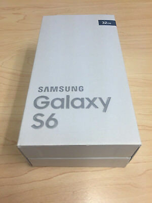 New Samsung Galaxy S6 SM-G920 (AT&T T-Mobile) Unlocked 32GB Android Smartphone