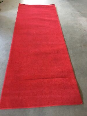 Red Trade Show Carpet