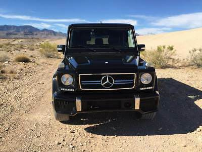 2006 Mercedes-Benz G-Class G500 G500 G-Class 4 dr SUV Automatic Gasoline 5.0L 8 Cyl SILVER