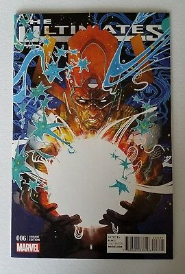 The Ultimates 6 Ward Variant NM Galactus
