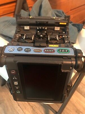 Fujikura FSM-70S KIT Fusion Splicer CT 30 clever real good condition