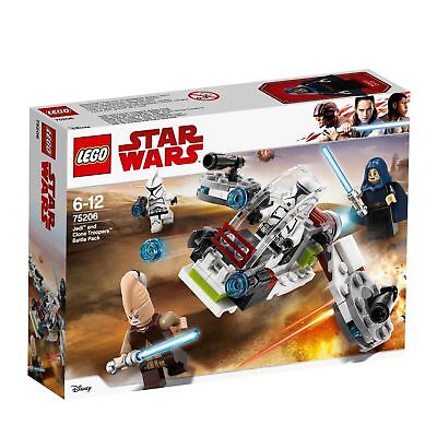 LEGO® Star Wars™ - 75206 Jedi™ und Clone Troopers™ Battle Pack + NEU & OVP ++