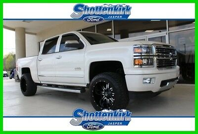 Chevrolet Silverado 1500 High Country 2014 High Country Used 6.2L V8 16V Automatic 4WD Pickup Truck Premium OnStar