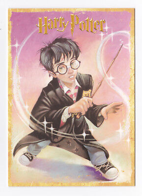 HARRY POTTER  carte postale n° PC0412 EDITEE EN 2001