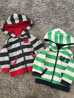 2 Sprout Jackets Size 1