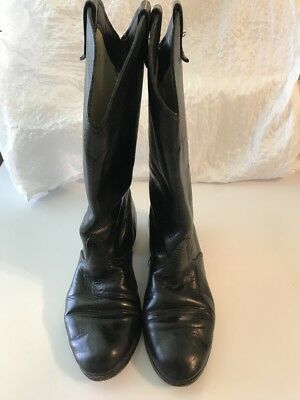 Ladies Western Dance Boots Size 7M, Good condition, very comfortable