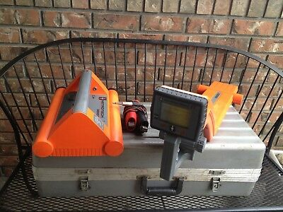 Metrotech Locator 9890XT Transmitter 9800XT Cable Pipe Locator