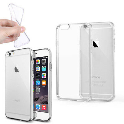 For iPhone 6 Plus TPU Soft Silicone Case Cover Ultra Thin Protective Skin