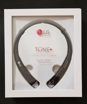LG HBS-910 Tone Infinim Bluetooth Wireless Stereo Headset Harman Kardon