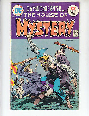 HOUSE OF MYSTERY #146 176 216 231 249 293 297 300 silver bronze lot FREE SHIP