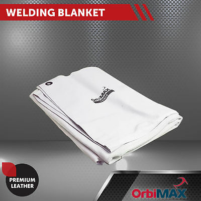 Welding Blanket 1.8m x 1.8m Leather Heavy Duty Welders Blank