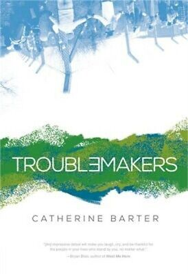 Troublemakers (Hardback or Cased Book)