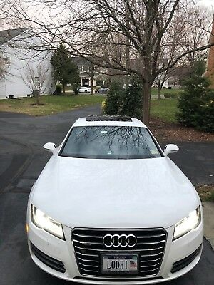 2013 Audi A7 Sports 2013 Audi A7 3.0 Premium Plus Sports Package - ORIGINAL MSRP:$69,040