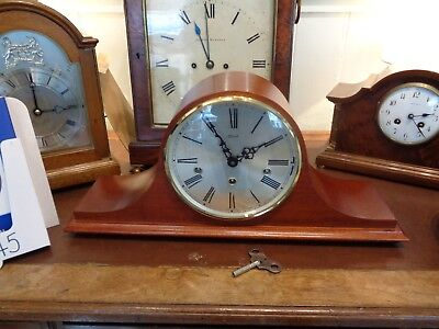 Franz Hermle 340-020 Mantle Clock Triple Chime & Key 8 Day movement rods parts