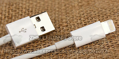 New Lightning USB Cable For Apple iPhone 6s 6 5 5s 7 8 X Plus Data Sync Charger