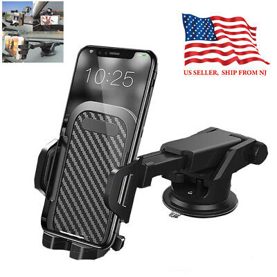 360° Universal Car Windshield Dashboard Holder Mount For Phone iPhone Samsung