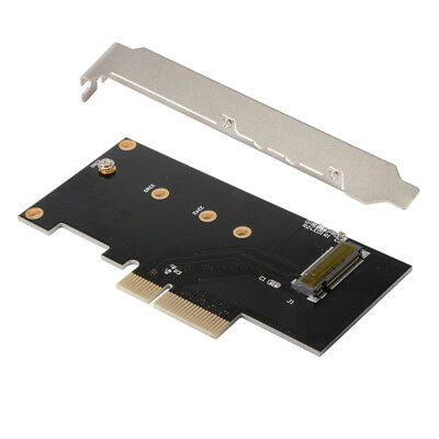 M Key M.2 NGFF NVMe Adapter Card to PCIE X4 SSD Slot 2230 2242 2260 2280 AC765