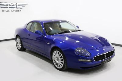 2002 Maserati 4200 Cambio Corsa - Blue, Cream Leather, Automatic