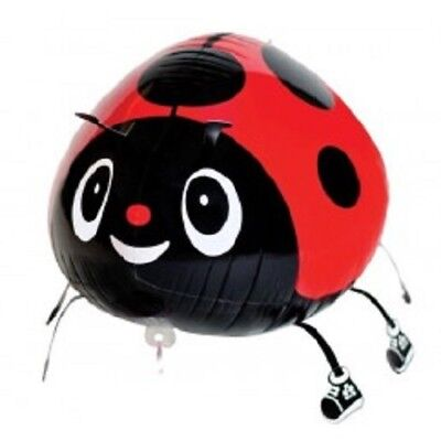 Palloncino Mylar Coccinella Rossa Pet Party Cattex