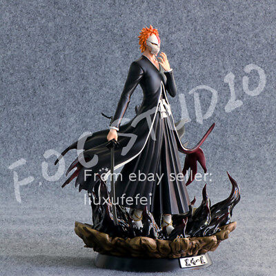 FOC BLEACH Sculpture Figure Model Kurosaki ichigo Team Captain