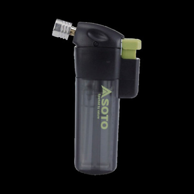 SOTO Pocket Blow Torch..Turn a normal lighter into a Blowtorch!!!