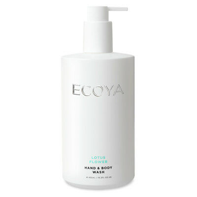 NEW Ecoya Lotus Flower Hand & Body Wash