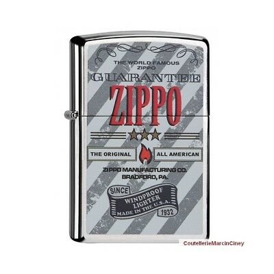 ZIPPO Style Classic 200 The World Famous 60000068