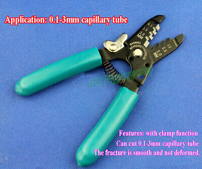 Multi-functional Capillary Tube Cutter Scissors For HVAC Refrigeration 0.1mm-3mm