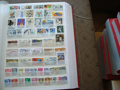 FRANCE - 56 stamps canceled (all state) (Aa3) french