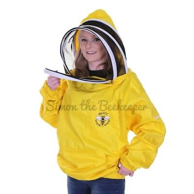 Beekeeping Yellow  Fencing Tunic Buzz Work Wear Vantage : Choose Your Size