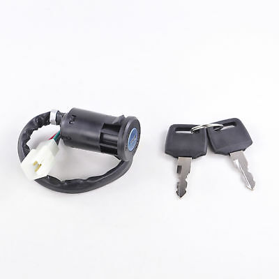 Universal 2-position Ignition Key Switch