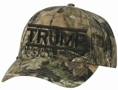 Make America Great Again Hat - Donald Trump 2020 Hat LC10 Oak Mossy Country Girl