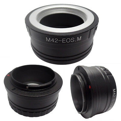 M42 Lens to EOS M EF-M adapter Camera Accessories for Canon EOS M M2 M3 M5 M10
