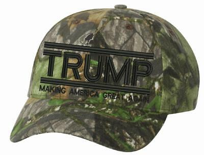 Make America Great Again Hat - Donald Trump 2020 Obsession Camo Embroidered Hat