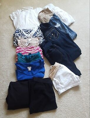 Maternity Clothing Lot Size Small