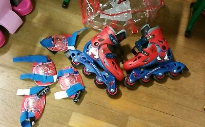 rollers spider man 34 a 37