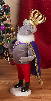 Byers Choice Nutcracker Ballet Collection - Mouse King - New For Christmas 2017