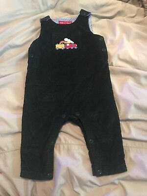 Little Bird Green Cord 🌈Rainbow Dungarees 3-6 months for Boy / Girl Mothercare