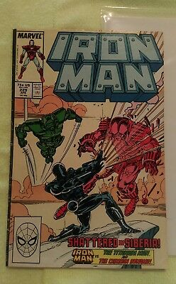 Iron Man.  229  Middle Grade