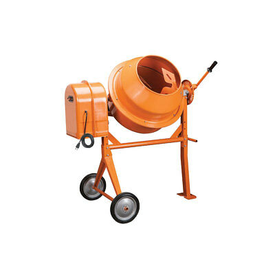 3-1/2 Cubic Ft. Cement Mixer NEW FREESHIPPING