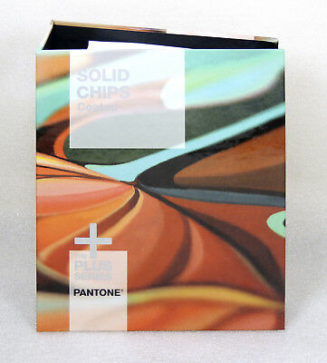 2016 Pantone Plus Solid Coated Chips 1,755 Colors GP1606